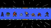 Mega Man Country Robot Masters