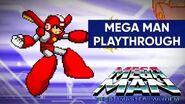 Mega Man Robot Master Mayhem (PC) - Mega Man Gameplay