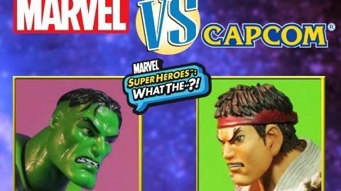 Marvel Super Heroes What The--?! Marvel vs