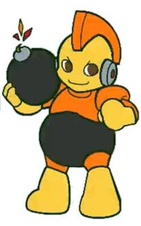 Bomb Man (Pop'n Music Form)