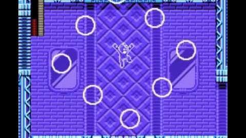 Mega Man Rock Force Part 5 - This Level Contains the Color Blue