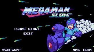 Mega Man Slide The Water Treatment Facility