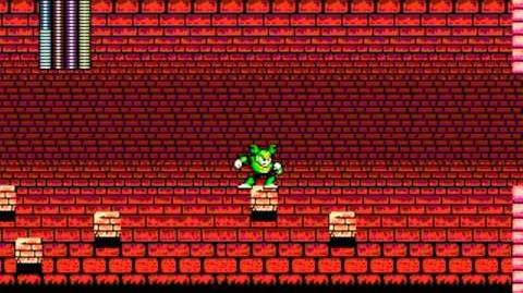 Tornado Man as a Playable Character in Mega Man Perfect Harmony