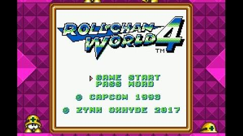 Roll-chan World 4 (GB)(ROM Hack) Game Clear~ (HD60)