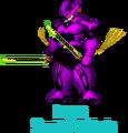 Iron Swordfish