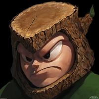 Wood Man Dave Rapoza