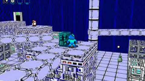 Megaman 3D 2 Fangame Trailer