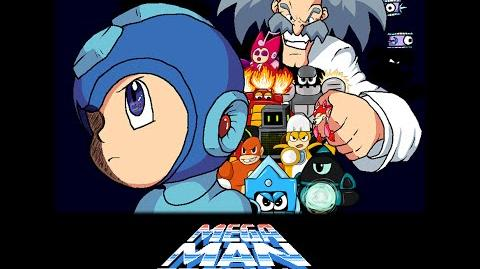 Mega Man Eternal Teaser Announcement
