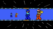 Mega Man Country Players