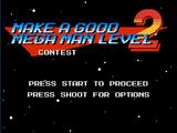 Make a Good Mega Man Level 2