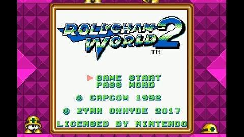 Roll-chan World 2 (GB)(ROM Hack) Game Clear~ (HD60)