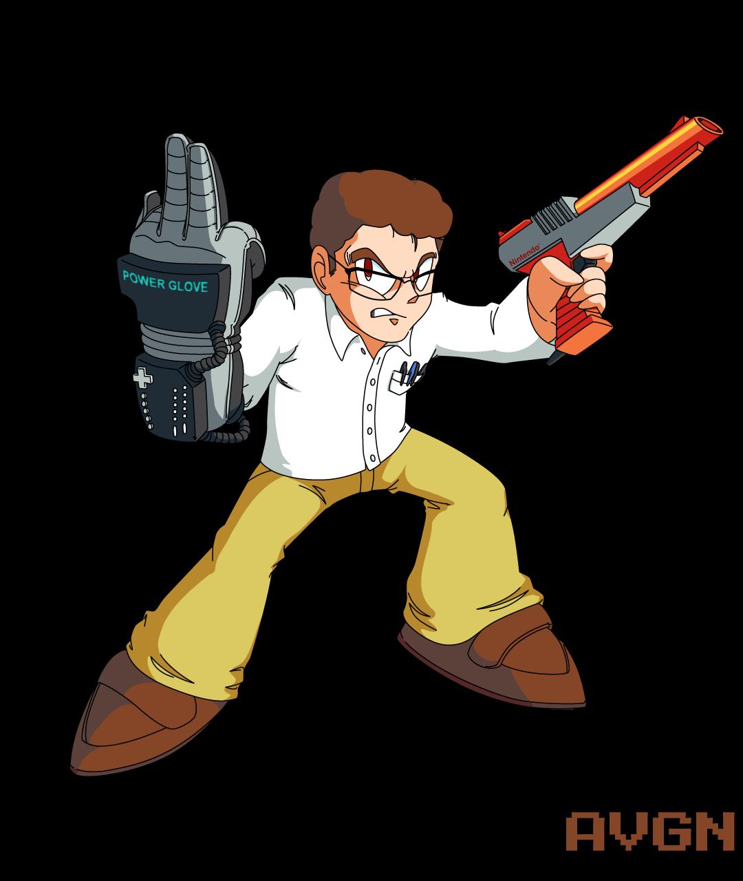 MEGA MAN Games – Angry Video Game Nerd: Episode 139 ...