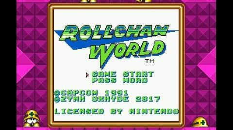 Roll-chan World (GB)(ROM Hack) Game Clear~ (HD60)