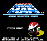 Mega Man: Super Fighting Robot