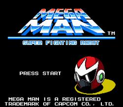 Mega Man SFR