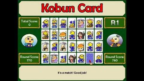 MegaMan Legends - Kobun Card