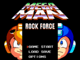 Mega Man Rock Force