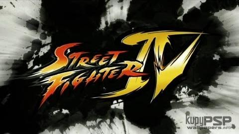 Street Fighter IV - Secret Sigma Boss Battle