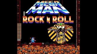 Mega Man Rock N Roll (Blind) Ep. 12 - Robot Factory