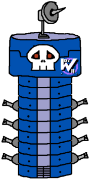 Wily II Main Fortress