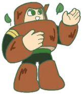 Wood Man (Pop'n Music Form)