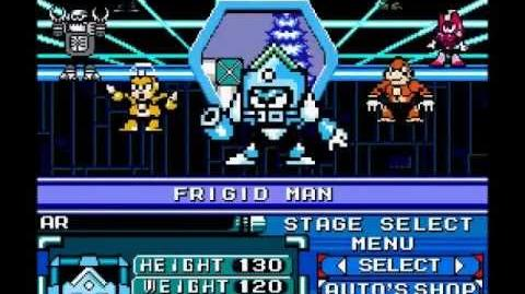 Mega Man Eternal Trailer