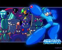 MegamanUnlimitedWallpaper1280x1024