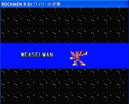 Weasel Man