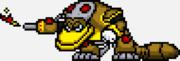Pyro Platypus sprite