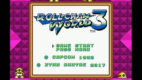 Roll-chan World 3 (GB)(ROM Hack) Game Clear~ (HD60)