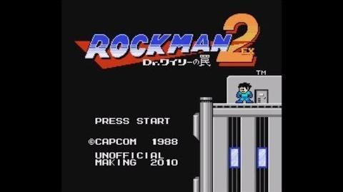 Rockman 2 EX Dr. Wily no Wana (NES FC) - Longplay
