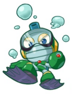 MMPU Bubble Man