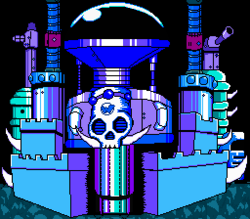 Mega man eternal wily underwater stronghold by pagewizard-d6i88kq