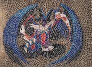 Ballom mozaic styled