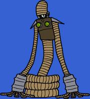 Worm Man 3