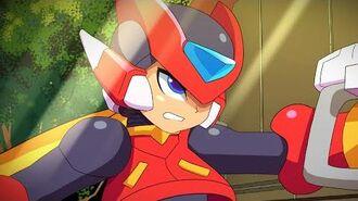 The Legendary Reploid (Ciel's Memory ~ Rebirth from Zero Drama Track Fan Animation)