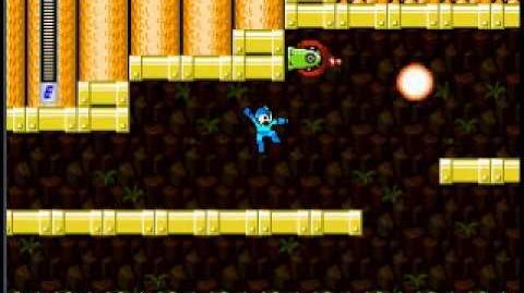 Megaman Project Zero
