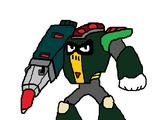 Bazooka Man