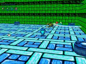 Megaman 3D 2 Gameplay