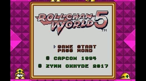 Roll-chan World 5 (GB)(ROM Hack) Game Clear~ (HD60)