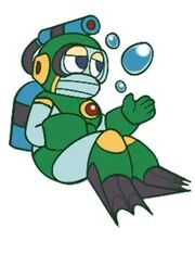 Bubble Man (Pop'n Music Form)