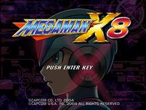 Megaman X8 Snapshot 1