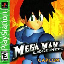 Mega Man Legends GH FRONT