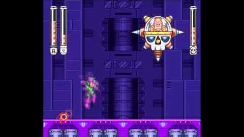 How to fight Wily Capsule in Mega Man 7