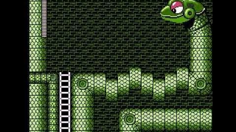 Mega Man 3 - Snake Man Zips