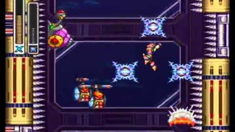 Mega Man X3- 100% Elevator Skip