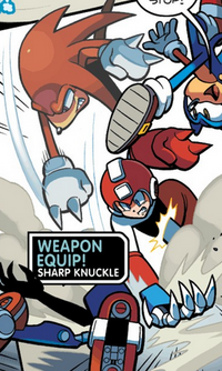 SharpKnuckleKnuckles