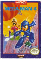 MegaMan4Cover