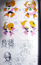 Mega Man 10 Sheep Man Concept Art 2