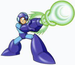 Mega Buster MM8